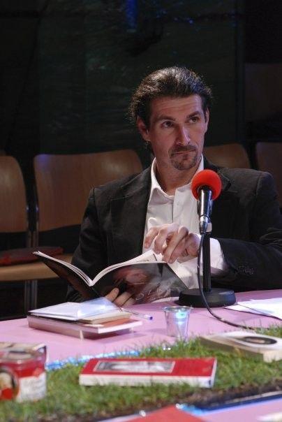 Frédéric Rey : Metteur en scène, co-auteur